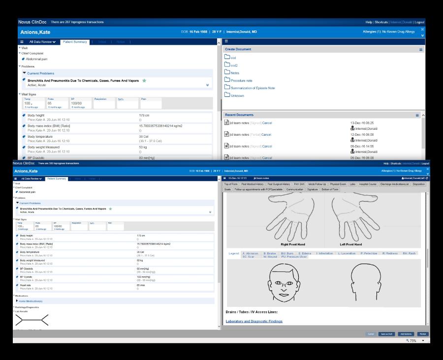 Clinical Documentation Improvement - Harris Healthcare